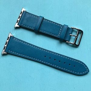 Apple Watch Band 42/44mm Turquoise Blue